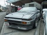 トヨタ スプリンタートレノ 1.6 GTV