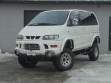 三菱 デリカスぺースギア 3.0 エアロ エアロルーフ 4WD