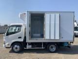 デュトロ 冷蔵冷凍車 4WD 低温-30℃ スタンバイ付