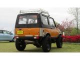 スズキ ジムニー インタークーラーターボ バン 4WD