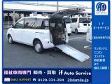 トヨタ シエンタ 1.5 X ウェルキャブ スロープタイプ タイプII 手動固定装置付
