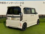 ホンダ N-BOXカスタム G EX ターボ ホンダセンシング