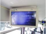 吊下げモニター(前、左中央) DVD HDD VHS