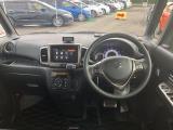 スズキ スペーシアカスタム Zターボ ユーティリティパッケージ デュアルカメラブレーキサポート装着車