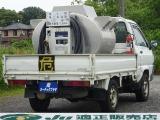 トヨタ ライトエーストラック タンクローリー車