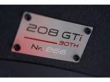 プジョー 208 GTi 30thアニバーサリー