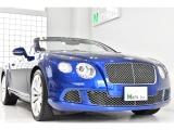 ベントレー コンチネンタルGT コンバーチブル 6.0 4WD