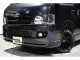 トヨタ ハイエースバン 2.5 スーパーGL ロング ディーゼル 4WD