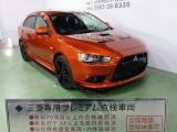 三菱 ギャランフォルティススポーツバック 2.0 ラリーアート 4WD