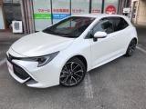 トヨタ カローラスポーツ 1.2 GZ