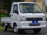 スバル サンバートラック タンクローリー車