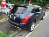 日産 ムラーノ 2.5 250XL モードブラウンレザー アンコール