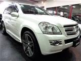 メルセデス・ベンツ GL550 4マチック 4WD