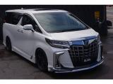 トヨタ アルファード 3.5 エグゼクティブ ラウンジ S 4WD
