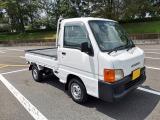 スバル サンバートラック パワステスペシャル 4WD
