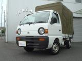 マツダ スクラムトラック KA エアコン付