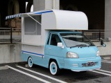 ライトエーストラック 移動販売車
