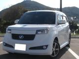 トヨタ bB 1.3 Z エアロ Gパッケージ 4WD