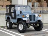 三菱 ジープ 2.7 ディーゼル 4WD