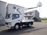日野 デュトロ 高所作業車