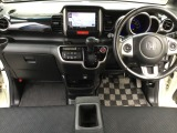 ホンダ N-BOX+カスタム G ターボ Aパッケージ 4WD