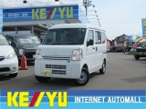 日産 NV100クリッパー DX セーフティパッケージ ハイルーフ 5AGS車 4WD