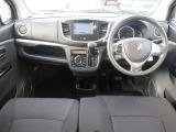 スズキ ワゴンRスティングレー X レーダーブレーキサポート