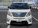 トヨタ アルファードハイブリッド 2.4 SR Cパッケージ 4WD