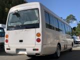 ローザ マイクロバス マイクロバス 5速MT 29人乗り