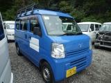 マツダ スクラム PC ハイルーフ 5AGS車