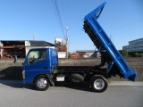 キャンター 4.2 ダンプ 高床 ディーゼル 2トン 荷寸309-159-32 5MT