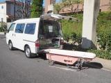 ボンゴバン  福祉車両 移動入浴車 モリタエコノス製造