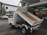 ミニキャブトラック  ダンプ 4WD 5MT