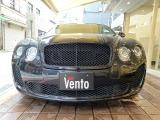 ベントレー コンチネンタルスーパースポーツ 6.0 4WD