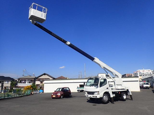 日野 デュトロ 高所作業車 H18 SS12A 11.9m 走行少