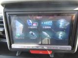 N-BOXカスタム G SSパッケージ 禁煙車 1オーナー BT対応SDナビ