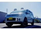 デリカD:5 2.4 M 4WD 電スラ新16AW新タイヤ8人乗4WD