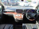 日産 エルグランド 3.5 350ハイウェイスター ブラックレザー 4WD