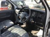 ハイゼットカーゴ デラックス ハイルーフ 4WD エアコン パワステ 4WD