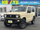 ジムニー XC 4WD 届出済未使用車 4WD 衝突軽減システム