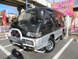 三菱 デリカスターワゴン 2.5 エクシード クリスタルライトルーフ ディーゼル 4WD