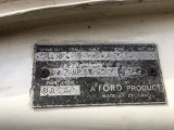 1966年製造だと思います。ロータスとしてデリバリーされた車両です。