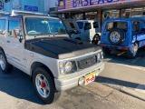 ジムニー ランドベンチャー 4WD ターボ ルーフキャリア アルミホイール