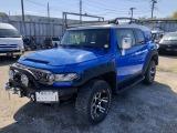 米国トヨタ FJクルーザー 4.0 4WD