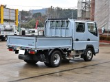 キャンター  1.5t ダブルキャブ 全低床 4WD
