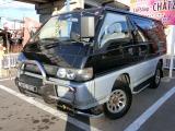 三菱 デリカスターワゴン 2.5 GLX サンルーフ ディーゼル 4WD