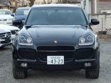 カイエン ターボ ティプトロニックS 4WD ターボ4WDエアサス黒革シート
