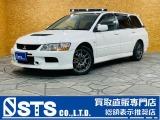 三菱 ランサーエボリューションワゴン 2.0 GT-A 4WD