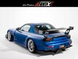 RX-7 タイプR RE雨宮ワイドボディ 同色に全塗装