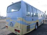 エアロミディ バス 47人乗り 中型バス 自動ドア